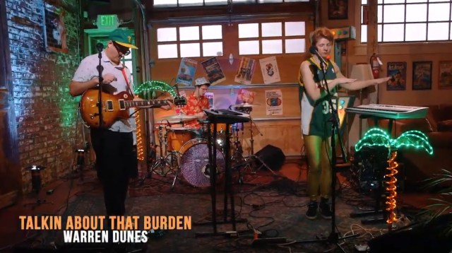 Warren Dunes: Talkin' About That Burden