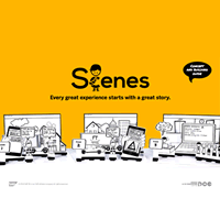 SAP Scenes