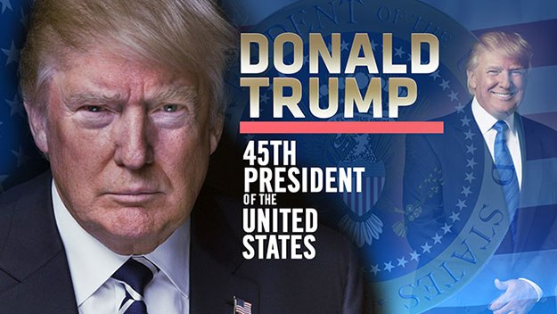 President Trump: Inaugural Address to the American People – January 2017