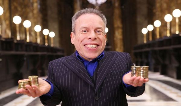 As Potter tour expands, Warwick Davis reflects on playing goblin banker