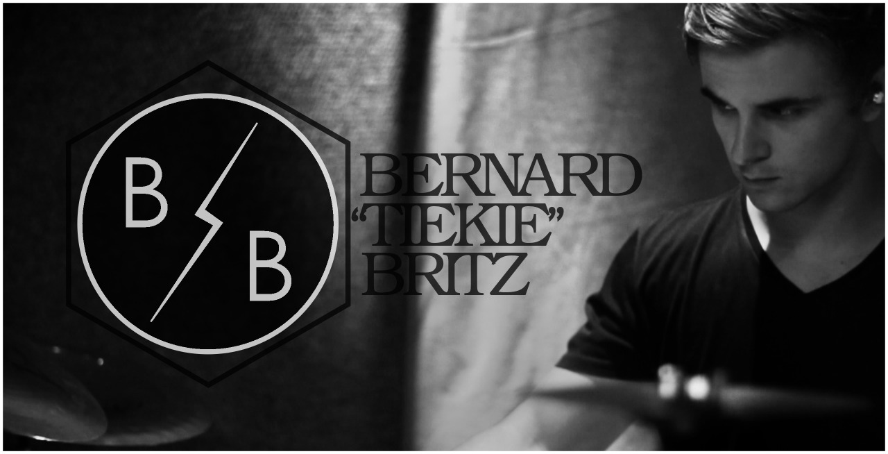 Bernard Tiekie Britz – Red Hot Chili Peppers – Ethiopia Drum Cover