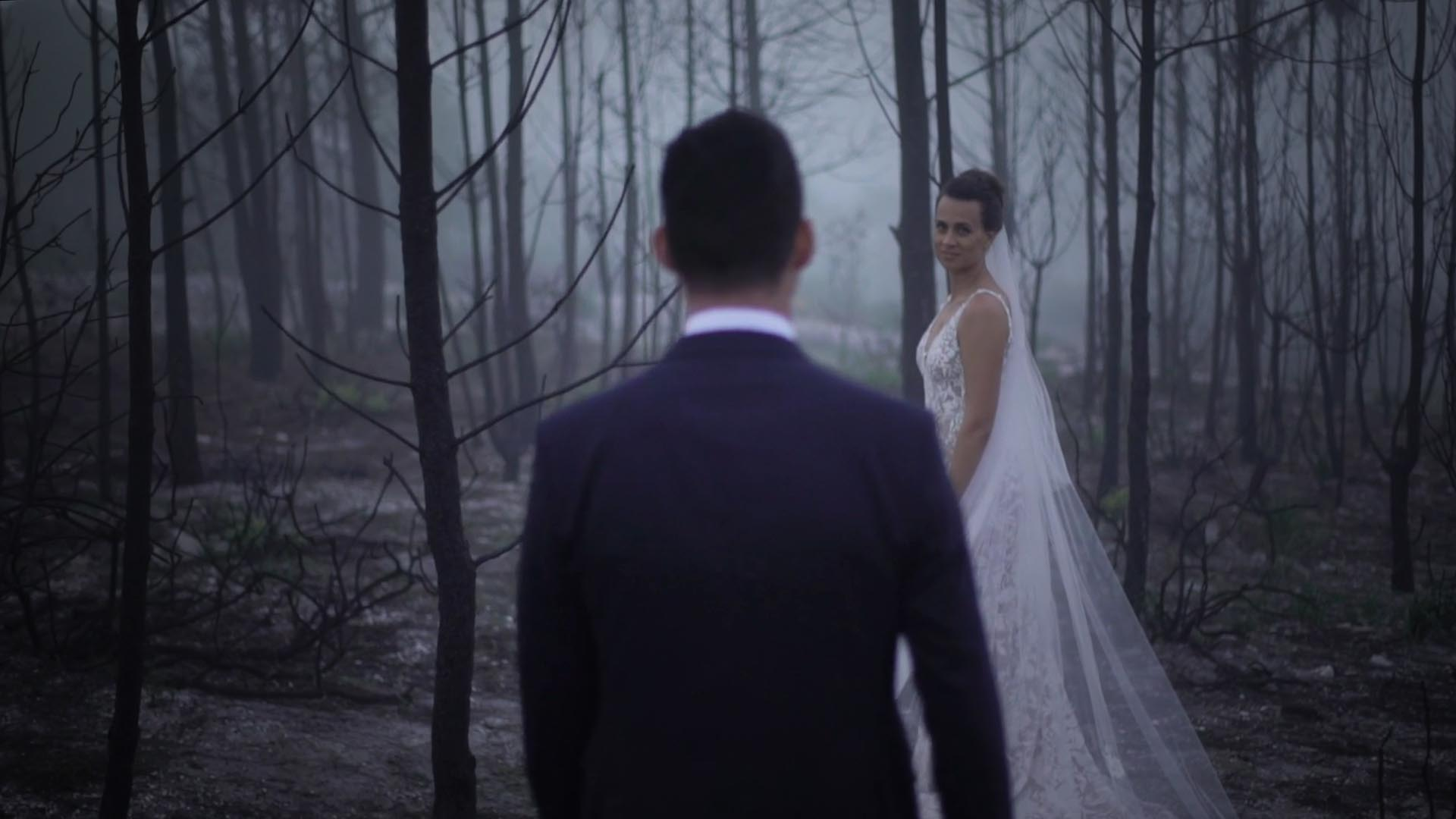 Serron & Saar Wedding Video Woods | Epitome