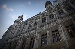 The Town Hall of the City of Brussels