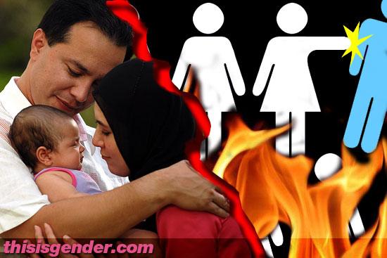 Kitab Suci Melanggar RUU Gender