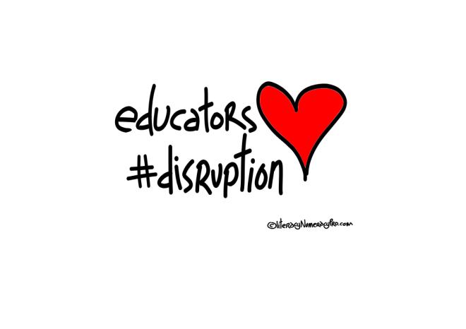 03 Educators heart disruption