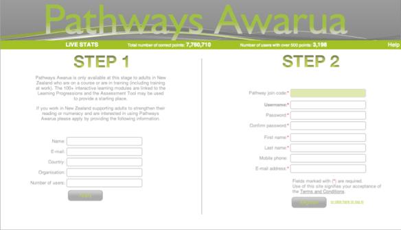 Pathways Reg