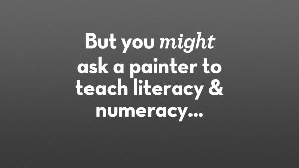 But you might ask a painter to teach L & N.001