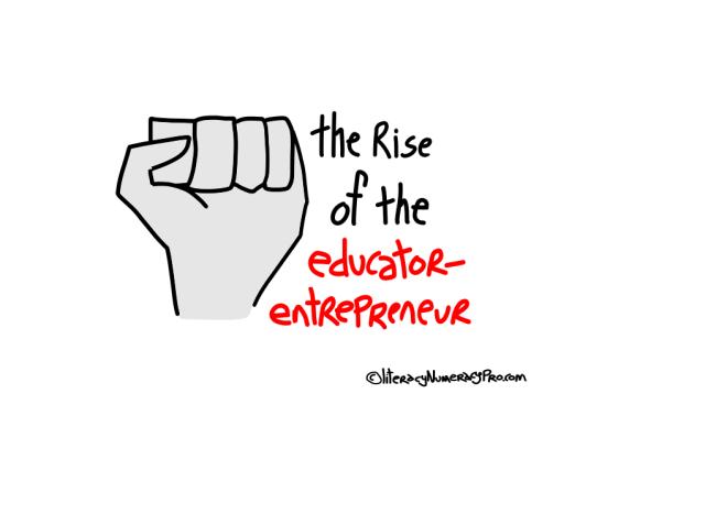 03 The rise of the educator-entrepreneur