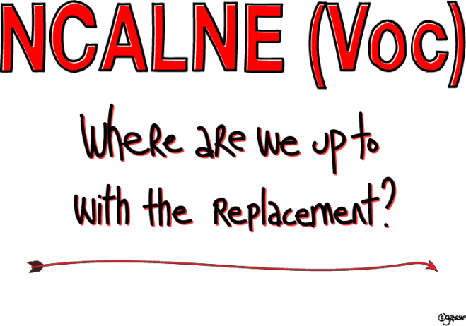 NCALNE Voc Replacement?