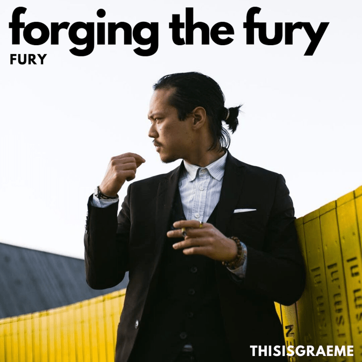 Forging the Fury - by FURY and THISISGRAEME is Out Now On All Streaming Media