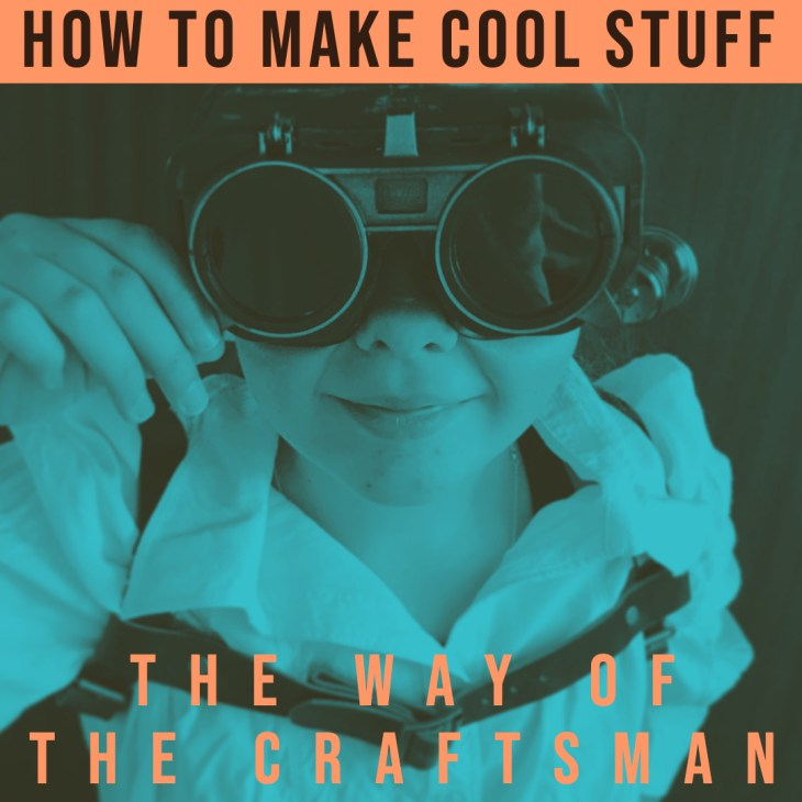 REVIEW - How to Make Cool Stuff by Graeme Smith