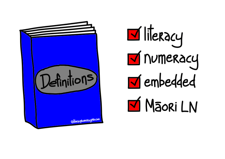 literacy and numeracy definitions