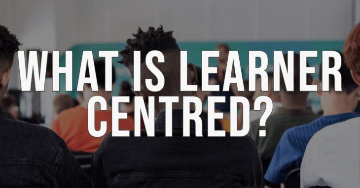 LEARNER centred  Learner-centred  What is learner centred?