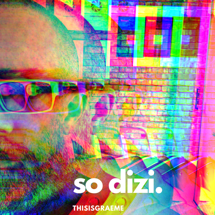 So Dizi - by THISISGRAEME is Out Now On All Music Media