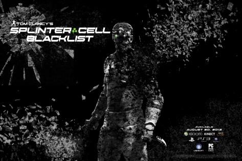 Splinter Cell Blacklist Poster