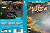 Metroid Wii U Box Art