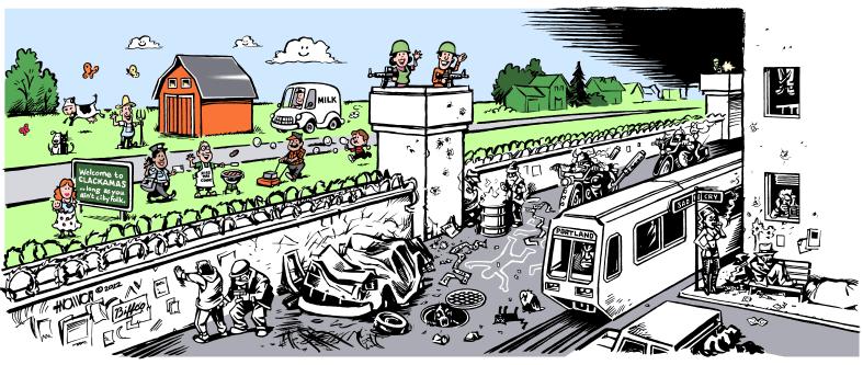 Checkpoint Clackamas