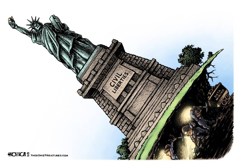 Undermining Liberty
