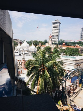 Kuala Lumpur; Masjid Jamek