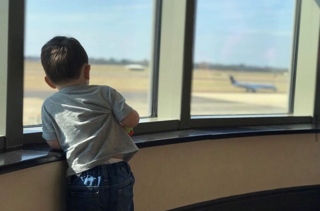 Top Tips for Travel with Toddlers: International and Domestic Flights