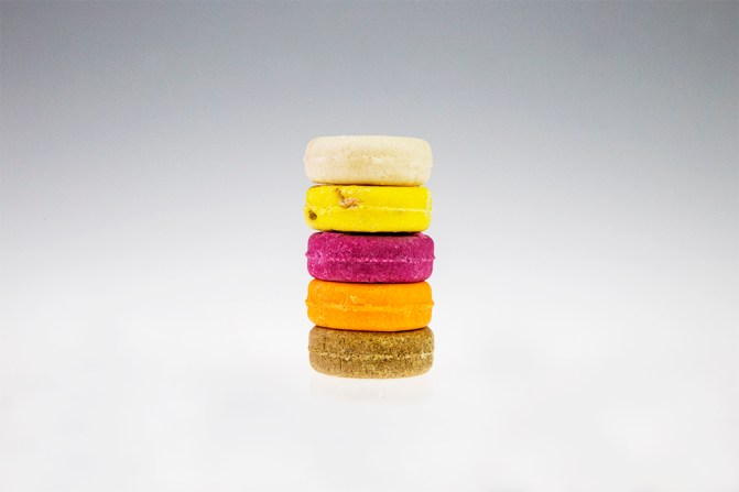 Photography LUSH Cosmetics New Shampoo Bars
