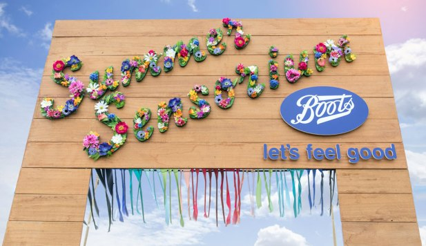 Boots pharmacy, Boots, Summer Sensorium, Brand Activation, Brand event, Event.