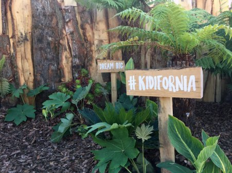 Kidifornia, Visit California, Brand Activation, Brand event, Event.