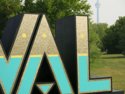 Giant Letters, 3D Letters, Three Dimensional Letters, Giant, Letters