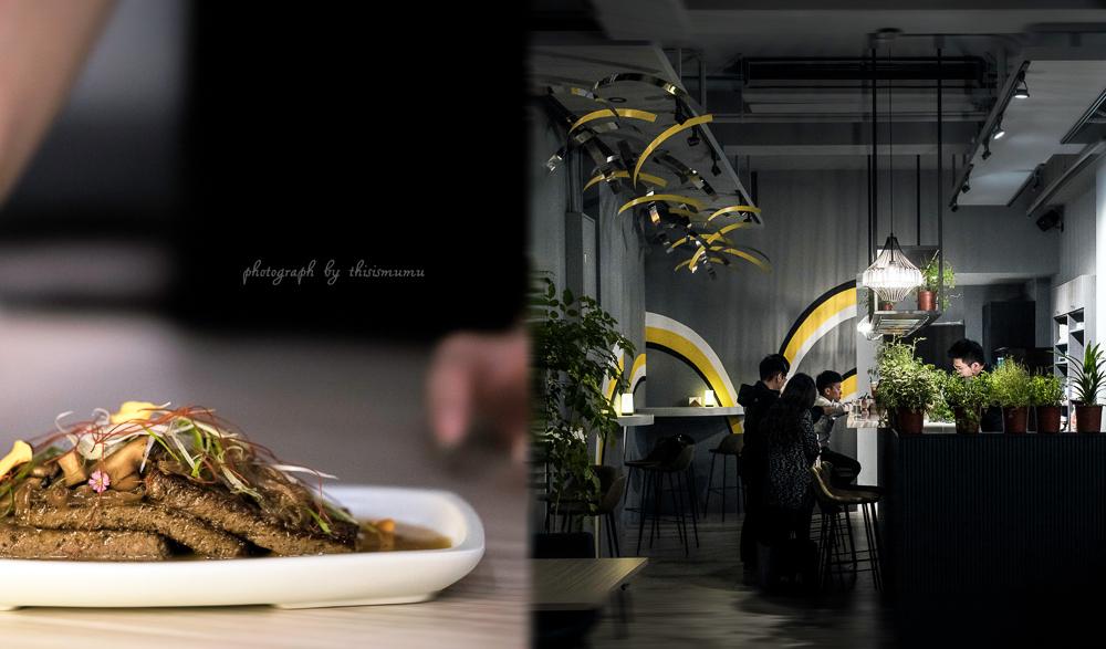 新竹美食。街屋 竹北餐酒館|春夏秋冬裡的法式烹調、台菜魂,竟然是不限時平價餐廳?!(情人節約會餐廳推薦)