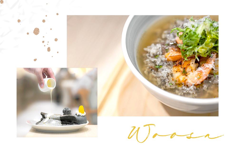 新竹巨城美食。Woosaパンケーキ屋莎鬆餅屋|6種不踩雷鹹食、甜點分享