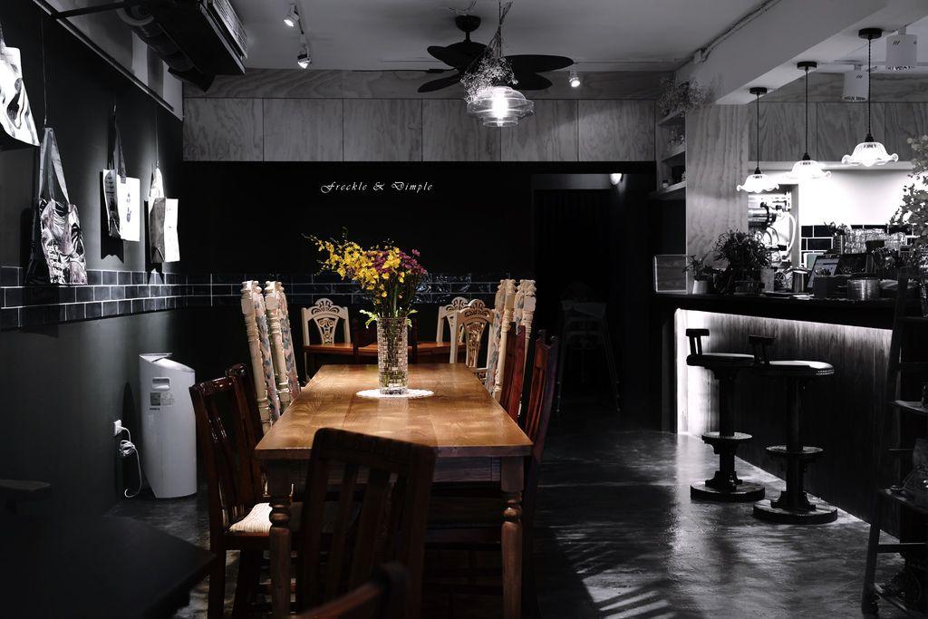 新北板橋美食。Freckle & Dimple 雀斑梨渦|新埔站的創意澳式料理