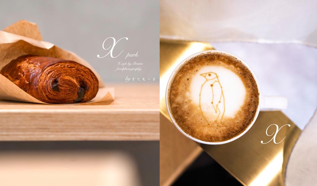 桃園美食。Xcafe 企鵝咖啡廳|邊用餐、邊看企鵝,就在萬眾矚目的Xpark水族館!(內有菜單)