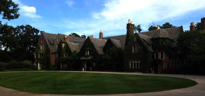 Riverbend, main house