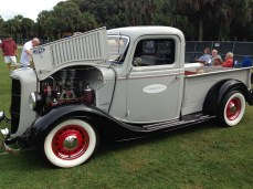 1936 Ford Hot Rod Pickup