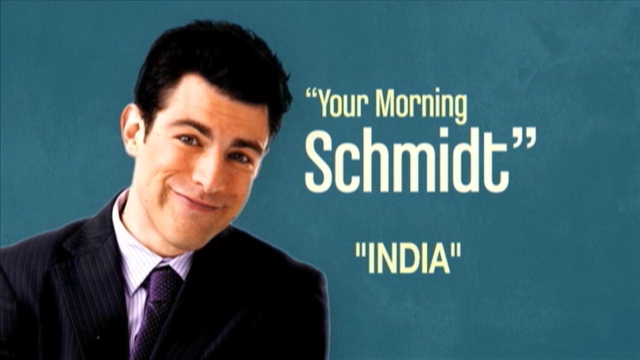 Schmidt New Girl