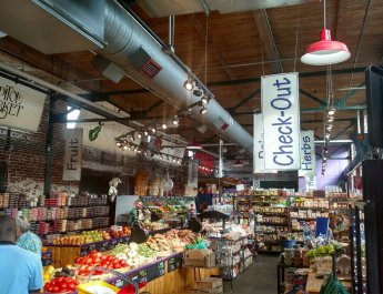 The Charleston Capitol Market – A Gorgeous Farmers Market Like No Other!