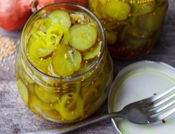 Homemade Pickles! Sharing Granny's Famous Southern Icebox Pickles