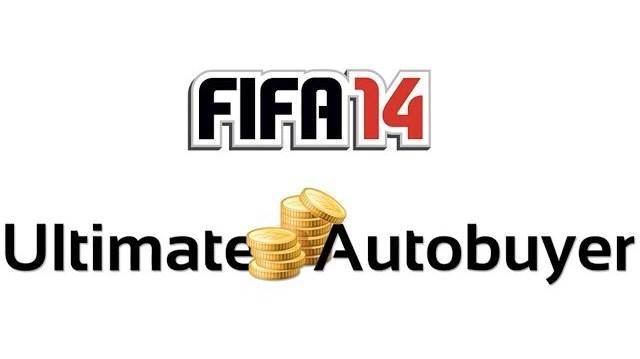 The ubiquitous FIFA Ultimate Team Auto buyer