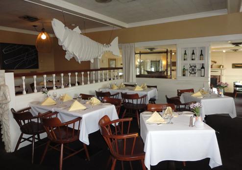 Flood Tide Restaurant at Inn at Mystic
