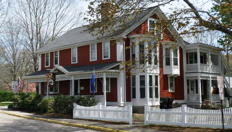 Old Mystic Inn Bed and Breakfast