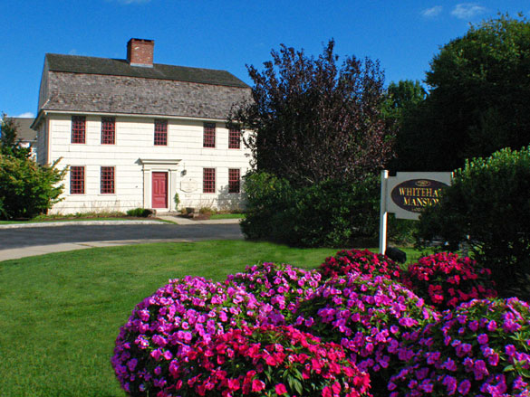 Whitehall Mansion Inn Bed and Breakfast