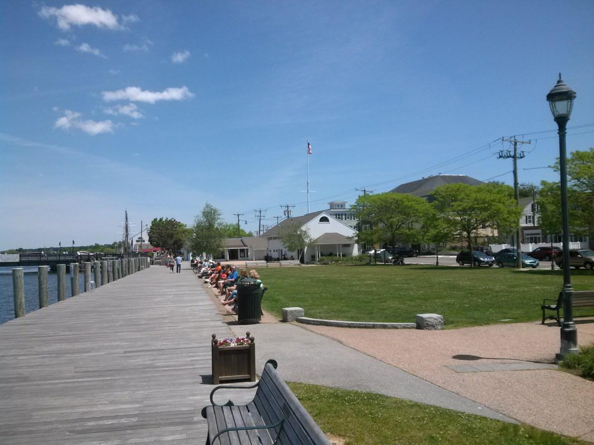 Mystic River Park