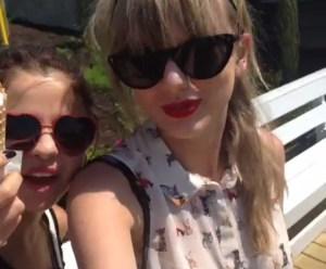 Taylor Swift in Mystic