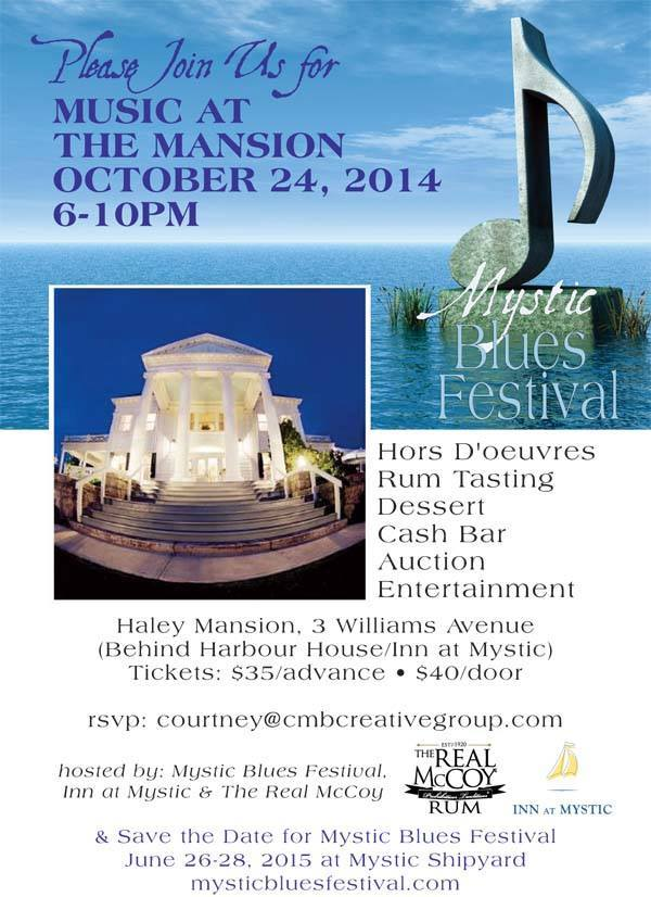 Blues at the Mansion