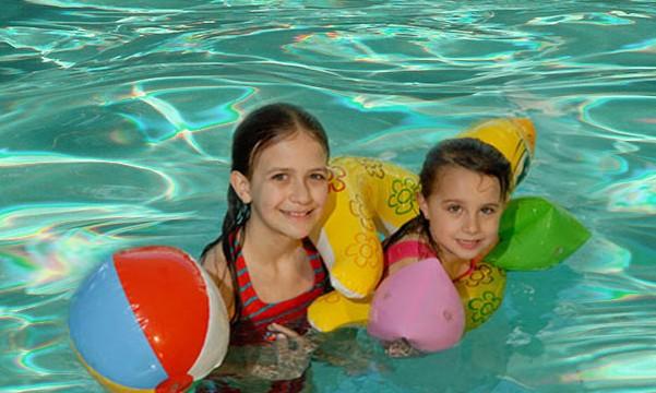 Hilton Pool Parties