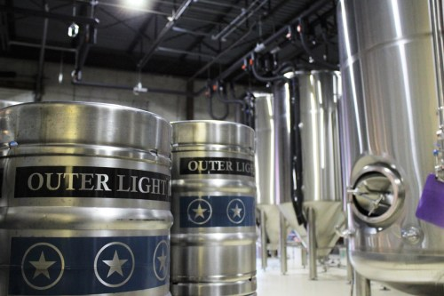 Outer Light Kegs