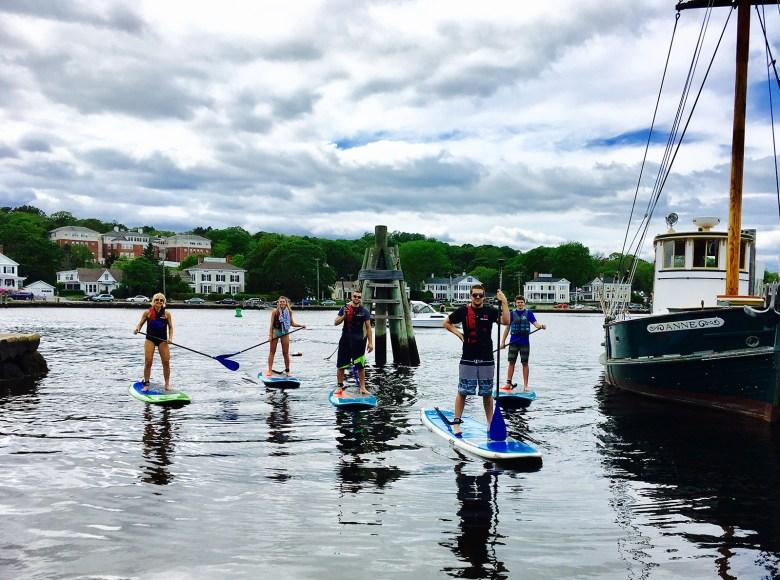 Adventure Mystic Group Paddle
