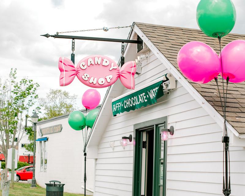 Candy Shop Mystic