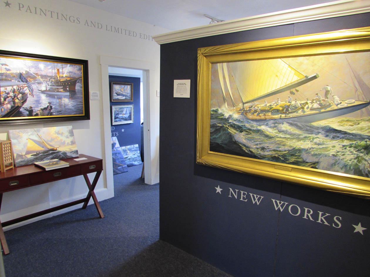 Russ Kramer Studio And Gallery