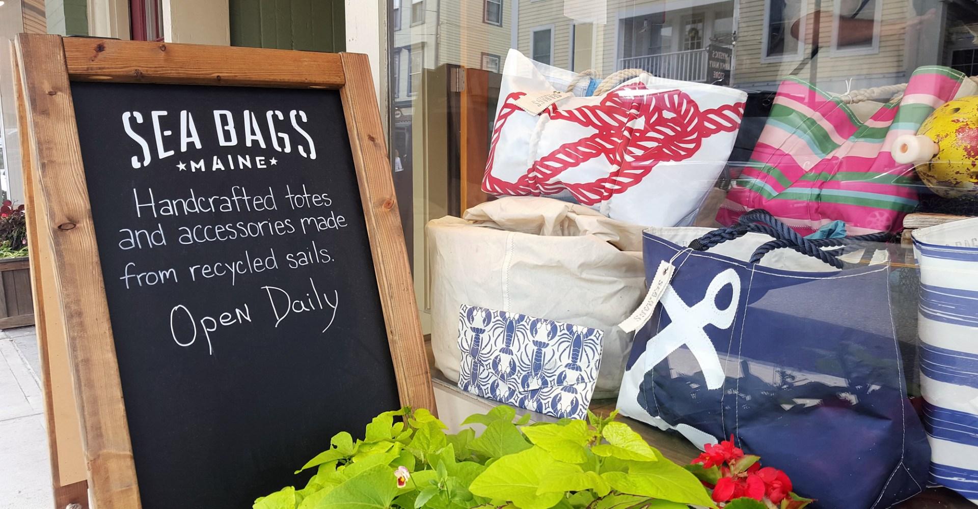 Sea Bags of Mystic, CT